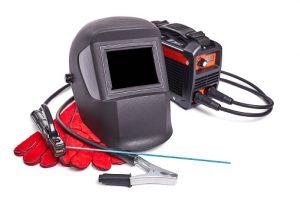 Persönliche Schutzausrüstung beim Schweißen