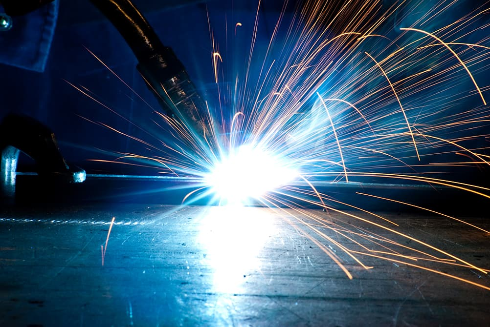 Lichtbogenschweißen nach DGUV Information 209-010
